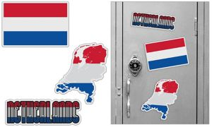Dutch Magnets 3pc
