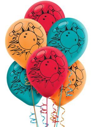 Bowling Balloons 6ct