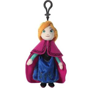 Clip-On Anna Plush - Frozen