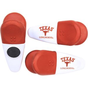 Texas Longhorns Magnetic Bag Clips 3ct