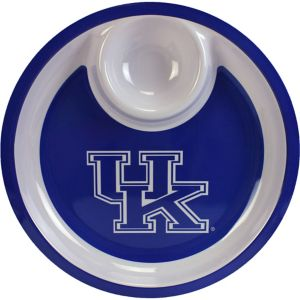 Kentucky Wildcats Chip & Dip Tray