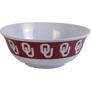 Oklahoma Sooners Serving Bowl