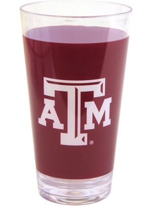 Texas A&M Aggies Double Wall Tumbler with Straw