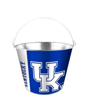 Kentucky Wildcats Galvanized Bucket