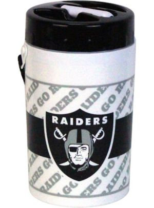 Oakland Raiders Insulated Water Jug