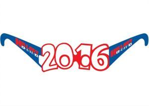 Hillary Clinton 2016 Glasses