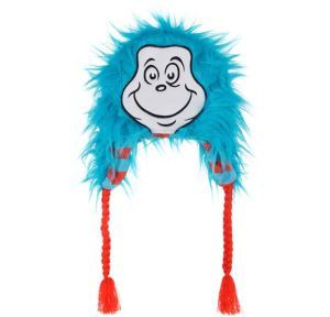 Thing 1 & Thing 2 Peruvian Hat - Dr. Seuss