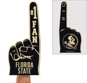 Florida State Seminoles Foam Finger