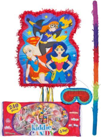 DC Super Hero Girls Pinata Kit