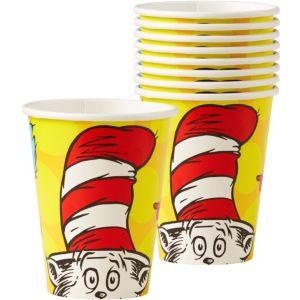 Dr. Seuss Cups 8ct
