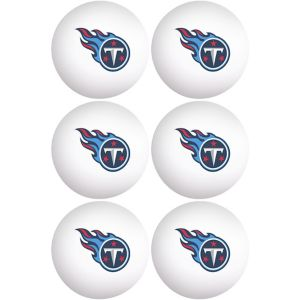 Tennessee Titans Pong Balls 6ct