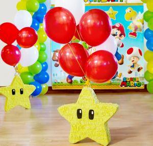 Super Mario Pinata Decoration Kit
