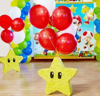 Super Mario Pinata Decorating Kit