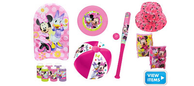 Minnie Mouse Super Summer Toys Kit