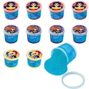 DC Super Hero Girls Putty 24ct