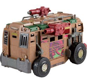Teenage Mutant Ninja Turtles Shellraiser Toy Vehicle 17pc