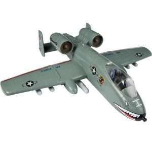 Elite Force Thunderbolt Plane Playset 20pc