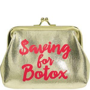 Saving for Botox Coin Purse