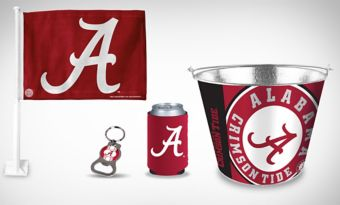 Alabama Crimson Tide Alumni Kit
