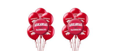 Arkansas Razorbacks Balloon Kit