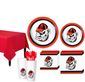 Georgia Bulldogs Basic Fan Kit