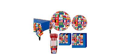 International Flag Basic Kit