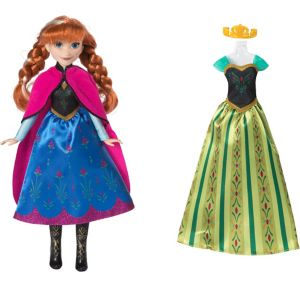 Coronation Change Anna Doll - Frozen