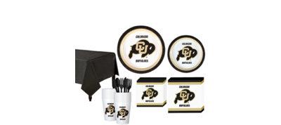 Colorado Buffaloes Basic Fan Kit