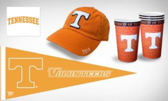 Tennessee Volunteers Collegiate Care Package