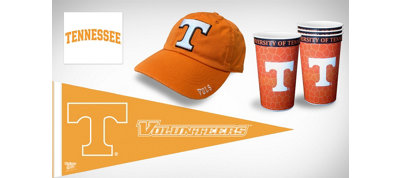 Tennessee Volunteers Collegiate Care Package