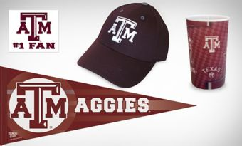 Texas A&M Aggies Collegiate Care Package