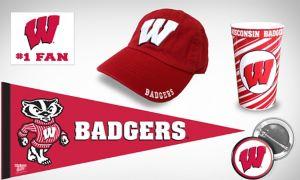 Wisconsin Badgers Collegiate Care Package