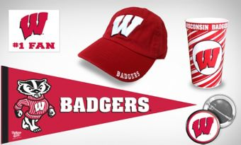 Wisconsin Badgers Collegiate Care Package