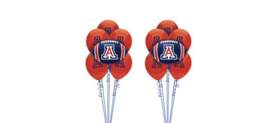 Arizona Wildcats Balloon Kit