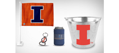 Illinois Fighting Illini Alumni Kit