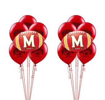 Maryland Terrapins Balloon Kit