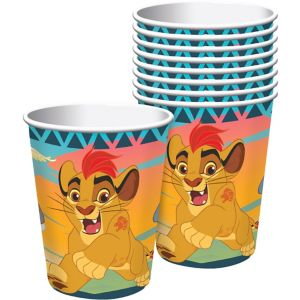 Lion Guard Cups 8ct