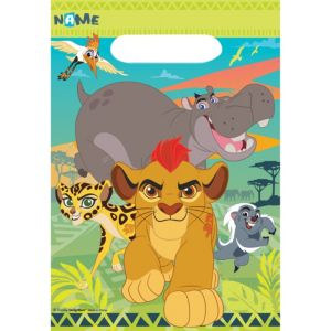 Lion Guard Favor Bags 8ct