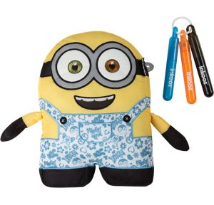 Color 'n' Glow Bob Plush - Minions Movie