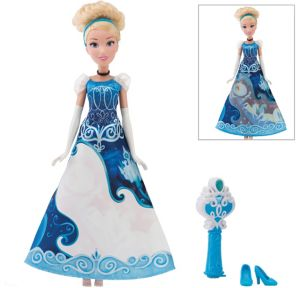 Magical Story Skirt Cinderella Doll