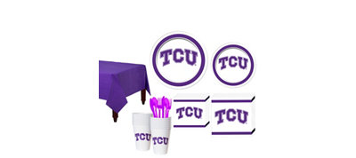 TCU Horned Frogs Basic Fan Kit