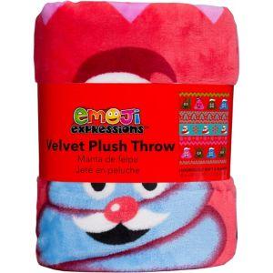 Poop Icon Christmas Blanket