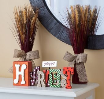 Happy Harvest Centerpiece Kit