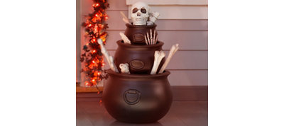 Cauldron Of Bones Decorating Kit