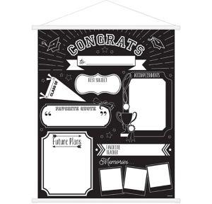 Graduation Milestone Sign
