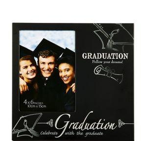 Follow Your Dreams Graduation Photo Frame