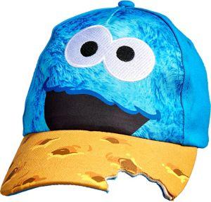 Cookie Monster Baseball Hat