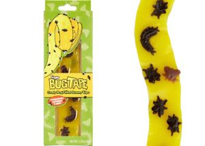 Bug Tape Gummy Candy