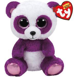Boom Boom Beanie Boo Panda Bear Plush