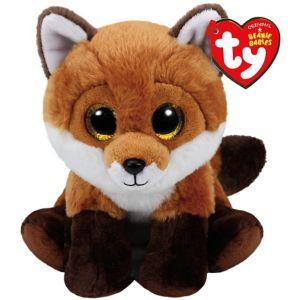 Fay Beanie Babies Fox Plush